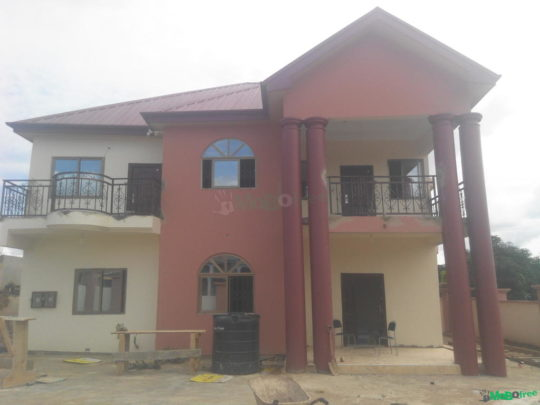 6-bedroom-self-contained-Houses-For-sale-at-Kumasi-Ashanti